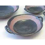 華なべ型平鉢-中